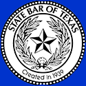 State Bar Logo with blue